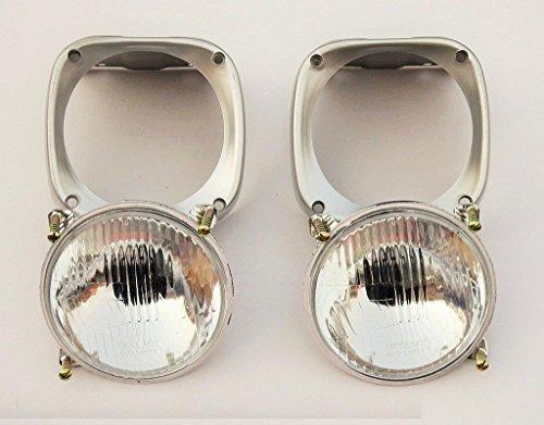 Bajato Massey Ferguson 100 200 Serie Kit Kapuze Stirnlampe- Satz Lh RH- 11005800 -