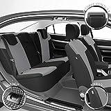 DBS 1011569 Coprisedili Auto / Vettura - Su Misura - Rifinizioni Alta Gamma - Montaggio Rapido -...