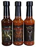 The Chilli Alchemist The Smoke Potion  The Red...
