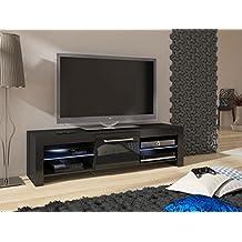 Tv lowboard schwarz matt  Suchergebnis auf Amazon.de für: tv lowboard schwarz breite 160 cm