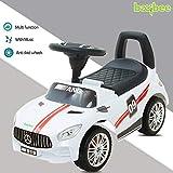 Baybee MERC Benz Kids Ride On Push Car Toy Car - Baby Ride