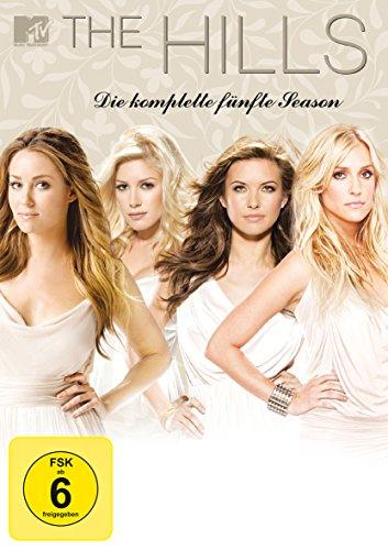 The Hills - Die komplette fünfte Season [4 DVDs] Preisvergleich