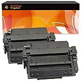 Cartridges Kingdom 2-er Pack Toner kompatibel zu HP Q7551X 51X für HP LaserJet P3005, P3005D, P3005DN, P3005DTN, P3005N, P3005X, M3035 MFP, M3035X MFP, M3035XS MFP, M3027 MFP, M3027X MFP, M3027XS MFP