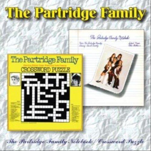 Preisvergleich Produktbild The Partridge Family Notebook / Crossword