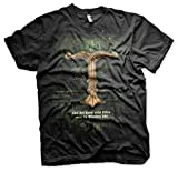Irminsul Eine Axt kann nicht fällen - Tshirt S###Schwarz