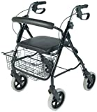 Nrs Healthcare M39634 Deambulatore in Alluminio Mobility Care
