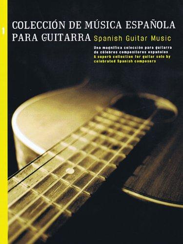 Spanish Music For Guitar Gtr (Coleccion De Musica Espanola Para Guitarra /...