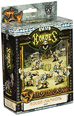 Privateer Press - Hordes - Trollblood: Trollkin Champions Model Kit