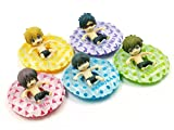 CoolChange modellini di Free! Iwatobi Swim Club, 6 Modelli