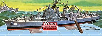 """Revell–Monogramme 1?: 500échelle """"USS King Bateau (Multicolore)"""