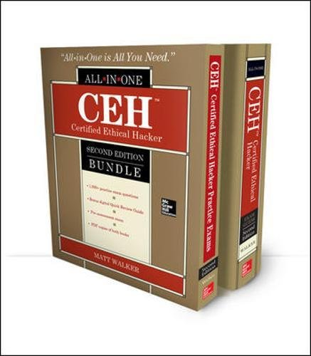 CEH Certified Ethical Hacker Bundle, Second Edition (All-in-One) por Matt Walker