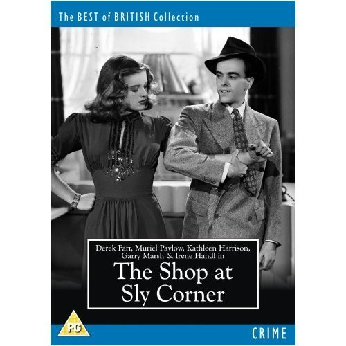 The Shop at Sly Corner ( Code of Scotland Yard ) [ Origine UK, Nessuna Lingua Italiana ]