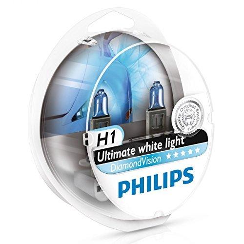 BOMBILLAS DE MEJORA H1 PHILIPS DIAMOND VISION H1 5000k