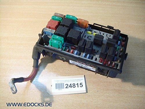 Sicherungskasten Relaiskasten Motorraum EF Corsa D Opel