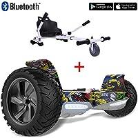 Amazon.es: hoverboard - Patinetes autoequilibrio / Movilidad ...