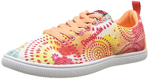 Desigual60Ds1B - Ballerine Donna , (Corail (7057 Living Coral)), 40