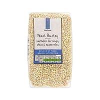 Orge perlé Un grain sain, délicieux dans les soupes, les ragoûts et les casseroles