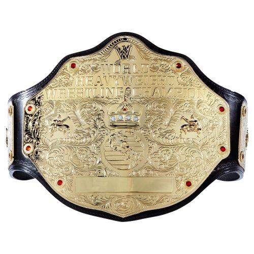 Preisvergleich Produktbild Weltmeistergürtel im Schwergewicht WWE Erinnerungsstück