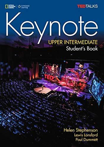 Keynote. Upper-intermediate. Student's book. Con e-book. Con espansione online. Per le Scuole superiori. Con DVD-ROM por Paul Dummet