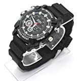Spy Cam, HD 1080P DVR Spy Hidden Camera Watch 16GB Spy Watch