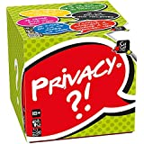 Gigamic - GQPR- Jeu d'Ambiance - Privacy