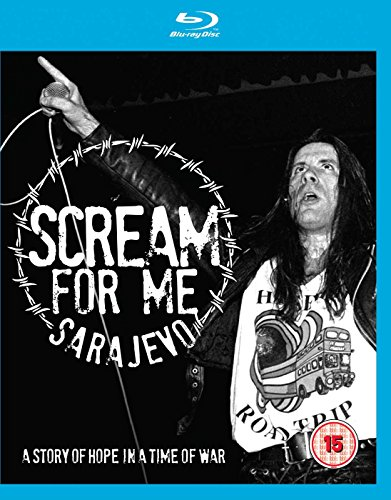 Scream For Me Sarajevo (Bluray) [Blu-ray]