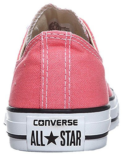 Converse Damen All Star Ox Canvas Sneakers Coral