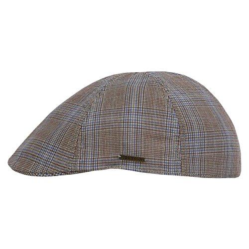 coppola-texas-checks-stetson-berretto-in-cotone-coppola-m-56-57-marrone