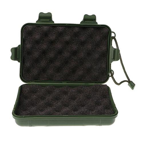 Homyl Broadhead Box Aufbewahrungsbox Für Pfeilspitzen und Taschenlampe