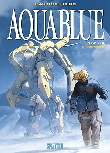 Aquablue – New Era. Band 2: Siebengestirn