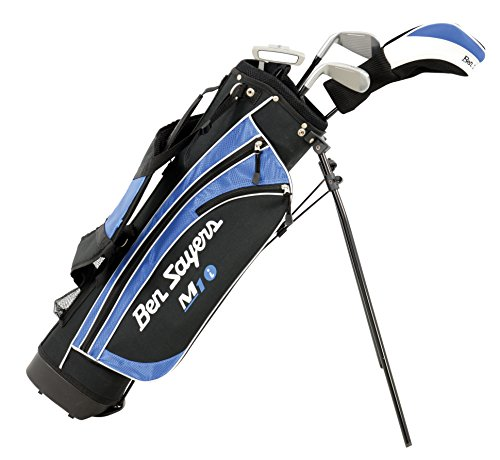 Ben Sayers Kinder 'M1i Golf Paket Set, blau, Alter 5 bis 8 -