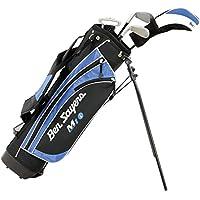 Ben Sayers Kinder 'M1i Golf Paket Set, blau, Alter 5bis 8