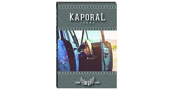 Oberthur 1 Agenda Journalier KAPORAL JEANS Août 2018 à