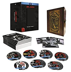 Sons of Anarchy – The Complete Seasons 1-7 exklusiv bei Amazon.de Blu-ray Limited Edition