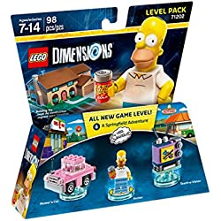 Warner Bros Interactive Spain (VG) Lego Dimensions - The Simpsons, Homer