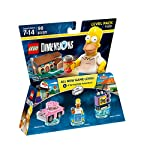 Lego Dimensions Level Pack - The Simpsons: Homer LEGO