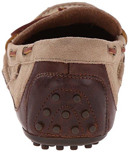 Polo Ralph Lauren Wyndings Leder Slip-on Loafer Tan/Milkshake