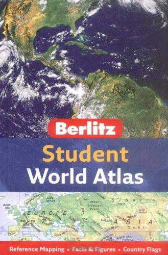 Berlitz Student World Atlas (Berlitz Atlas) por Berlitz Publishing