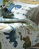 Catherine Lansfield Kids Dino Single Duvet Set - Multi