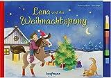 Lena und das Weihnachtspony: Ausmal-Adventskalender