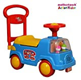 #8: Mothertouch Action Rider Ride On for Infants and Kids (Blue)
