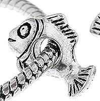 Charm Buddy Nemo Clown Fish Charms Bead Fit Silver Charm Bracelets Jewellery