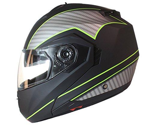 casco-modulare-per-moto-con-integrale-doppia-visiera-nero-opaco-con-verda-xs-53-54cm