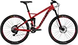 Ghost Kato FS 3.7 AL U 27.5R Fullsuspension Mountain Bike 2019 (L/50cm, Riot Red/Jet Black)