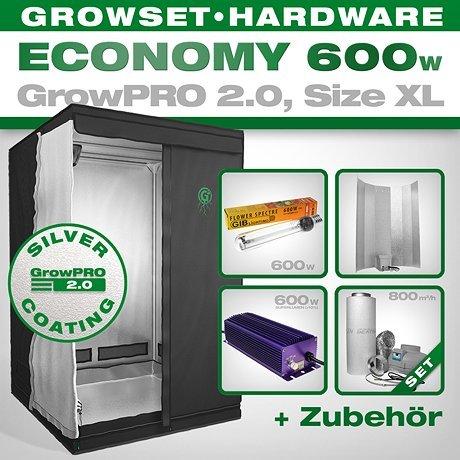 GrowPRO Boîte de culture 2.0 XL Eco - Kit chambre