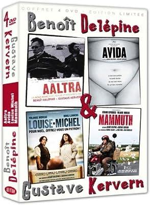 Benoît delépine et gustave de kervern : aaltra ; avida ; louise-michel ; mammuth [FR Import]