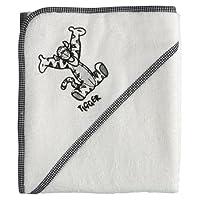 bébé-jou 3010 - Kapuzentuch Disney Tigger Weiß