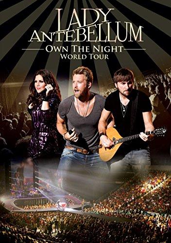 lady-antebellum-own-the-night-tour-dvd