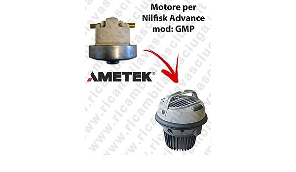 Wonderbaarlijk GMP Saug Motor Ametek für Staubsauger Nilfisk Advance: Amazon.de CG-98