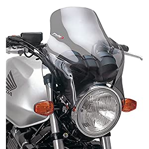 Fly screen Puig Top light smoke for BMW R 100 R/R 1100 R (94-00)/ R 1150 R/R 45/ R 65/ R 80 R/R 850 R